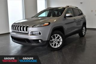 Used 2014 Jeep Cherokee NORTH + 4X4 + ENS. TEMPS FROID + CAM DE for sale in St-Jean-Sur-Richelieu, QC