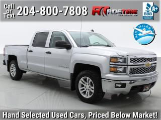 New and Used Chevrolet Cars, Trucks and SUVs in Manitoba