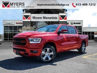 New 2019 RAM 1500 Sport  -  Android Auto -  Apple CarPlay - $292 B/W for sale in Ottawa, ON