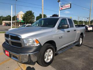 Used 2017 RAM 1500 ST for sale in Cobourg, ON