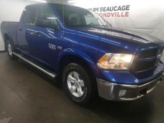 Used 2017 RAM 1500 OUTDOORSMAN for sale in Drummondville, QC