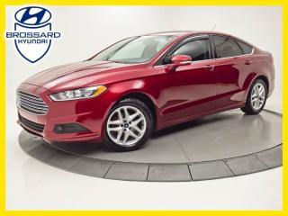 Used 2014 Ford Fusion SE, SIÈGES CHAUFFANTS, BLUETOOTH, CRUISE for sale in Brossard, QC