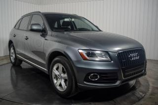 Used 2016 Audi Q5 QUATTRO CUIR MAGS GROS ECRAN for sale in St-Hubert, QC