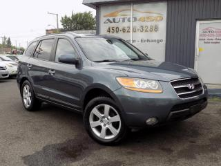 Used 2008 Hyundai Santa Fe for sale in Longueuil, QC