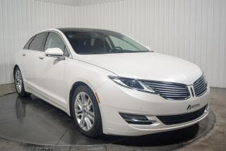 Used 2015 Lincoln MKZ EN ATTENTE D'APPROBATION for sale in Île-Perrot, QC