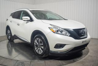 Used 2017 Nissan Murano SL AWD CUIR TOIT PANO MAGS NAV for sale in St-Hubert, QC