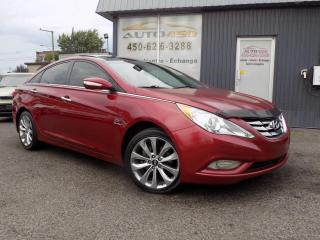Used 2012 Hyundai Sonata for sale in Longueuil, QC
