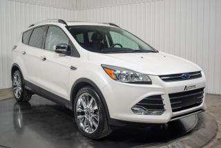 Used 2015 Ford Escape SE CHROME PACK AWD CUIR TOIT PANO MAGS 1 for sale in St-Hubert, QC