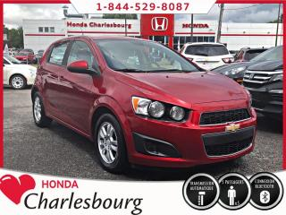 Used 2012 Chevrolet Sonic LS **AUTOMATIQUE**71 476 KM** for sale in Charlesbourg, QC