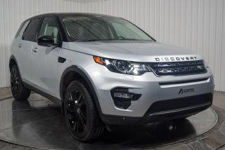 Used 2016 Land Rover Discovery Sport SPORT HSE LUXURY AWD CUIR TOIT PANO MAGS for sale in St-Hubert, QC