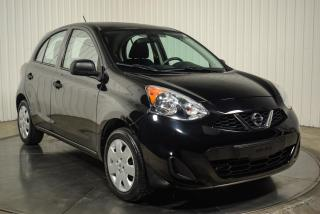 Used 2016 Nissan Micra S A/c for sale in St-Hubert, QC