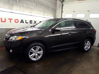 Used 2015 Acura RDX AWD **29,000KM* CAMERA CUIR TOIT MAGS for sale in St-Eustache, QC