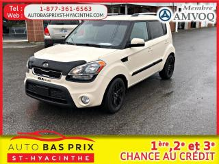 Used 2012 Kia Soul 2U for sale in St-Hyacinthe, QC