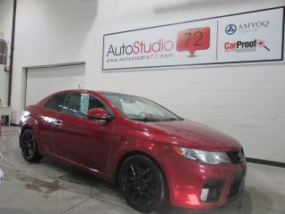 Used 2011 Kia Forte Koup SX **6 VIT.**NAVI**CUIR**TOIT**MAGS** for sale in Mirabel, QC