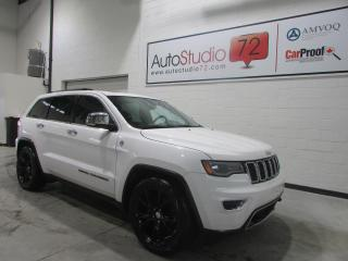 Used 2017 Jeep Grand Cherokee Limited 4X4 V6 **NAVI**TOIT PANO**CUIR** for sale in Mirabel, QC