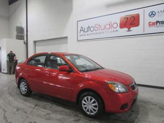 Used 2010 Kia Rio EX **AUTO**SIEGES CHAUFFANTS**BLUETOOTH* for sale in Mirabel, QC