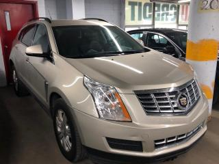 Used 2014 Cadillac SRX TA GROUPE PRIVILÈGE for sale in Montréal, QC