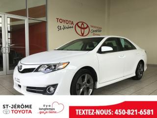 Used 2014 Toyota Camry * SE * GPS * MAGS * CAMÉRA * for sale in Mirabel, QC