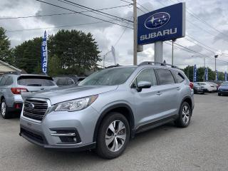 Used 2019 Subaru ASCENT ** TOURING ** 8 PASSAGERS for sale in Victoriaville, QC