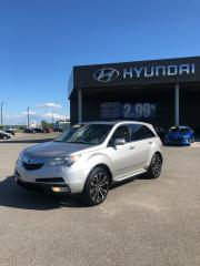 Used 2012 Acura MDX SH-AWD,CUIR,TOIT,MAGS,CRUISE,A/C,BLUETOOTH for sale in Mirabel, QC