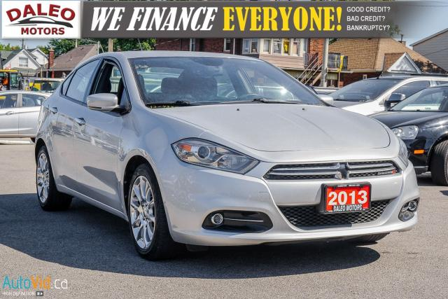 2013 Dodge Dart Limited | NAV | LEATHER HEATED SEATS | BACK UP CAM