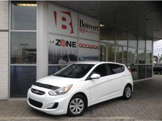 Used 2015 Hyundai Accent A/C GROUPE ÉLECTRIQUE SUPER BELLE VOITURE for sale in Blainville, QC