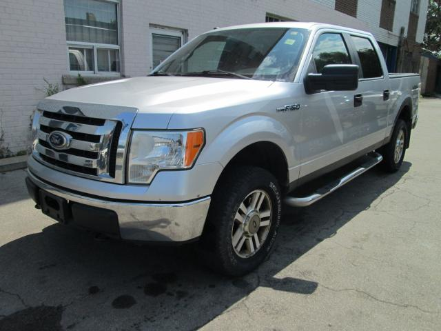 2010 Ford F-150 4X4 XLT Supercrew| 185kms only| Drives great!