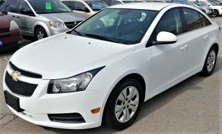Used 2014 Chevrolet Cruze 1LT for sale in Hamilton, ON
