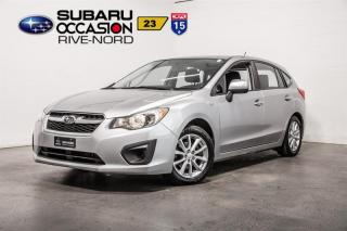 Used 2012 Subaru Impreza Touring MAGS+SIEGES.CHAUFFANTS+BLUETOOTH for sale in Boisbriand, QC