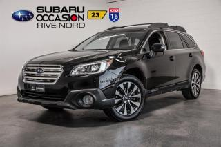 Used 2016 Subaru Outback 3.6R Limited NAVI+CUIR+TOIT.OUVRANT for sale in Boisbriand, QC