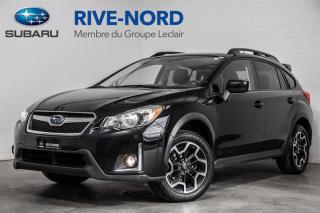 Used 2016 Subaru XV Crosstrek Sport TOIT.OUVRANT+HID+MAGS for sale in Boisbriand, QC