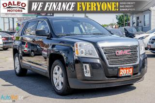 Used 2013 GMC Terrain SLE-1 | BLUETOOTH | BACK UP CAM for sale in Hamilton, ON