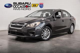 Used 2014 Subaru Impreza Touring MAGS+SIEGES.CHAUFFANTS+BLUETOOTH for sale in Boisbriand, QC