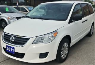Used 2011 Volkswagen Routan Trendline for sale in Hamilton, ON