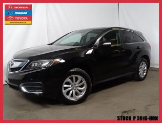 Used 2017 Acura RDX TECK PACK+GPS+TOIT+GARANTIE+AWD+++ for sale in Drummondville, QC