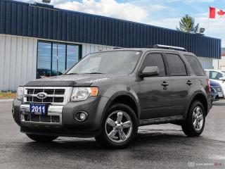 Used 2011 Ford Escape Limited,LOW KMS,AWD,B.TOOTH for sale in Barrie, ON