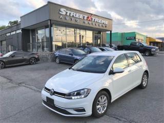Used 2018 Volkswagen Golf COMFORTLINE for sale in Markham, ON
