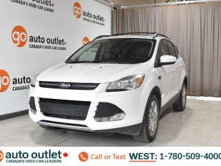 Used 2014 Ford Escape Leather seats, navigation, Heated seats, Backup camera, Sunroof/Moonroof, Bluetooth for sale in Edmonton, AB