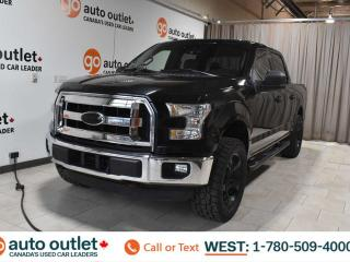 Used 2015 Ford F-150 Xlt, 2.7L V6, EcoBoost, SuperCrew cab, Short box, Cloth seats for sale in Edmonton, AB