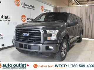 Used 2015 Ford F-150 Xlt, 3.5L V6, EcoBoost, SuperCrew Cab, 4x4, Cloth seats, Navigation, Heated seats, Backup camera, Bluetooth for sale in Edmonton, AB