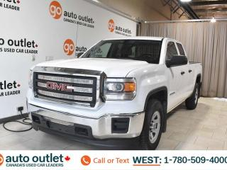 Used 2014 GMC Sierra 1500 5.3L V8, 4x4, Extended cab, Short box, Cloth seats for sale in Edmonton, AB