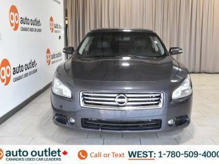 Used 2012 Nissan Maxima Sv, 3.5L V6, Fwd, Heated seats, Heated steering wheel, Sunroof for sale in Edmonton, AB