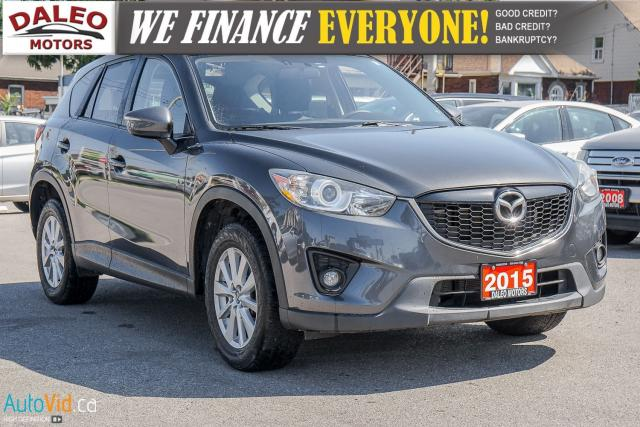 2015 Mazda CX-5 GS | HEATED SEATS | BLUETOOTH | BACK UP CAM