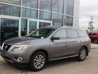 Used 2015 Nissan Pathfinder SV AWD HEATED SEATS BACK UP CAM for sale in Edmonton, AB