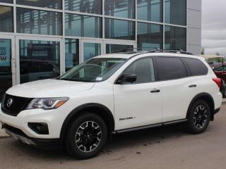 Used 2019 Nissan Pathfinder SL AWD / ROCK CREEK EDITION!! for sale in Edmonton, AB