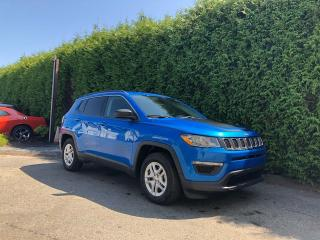 Used 2019 Jeep Compass Sport + 6 SPEED MANUAL for sale in Surrey, BC