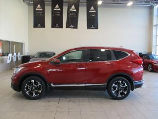New 2019 Honda CR-V TOUR for sale in Red Deer, AB