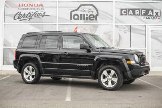 Used 2012 Jeep Patriot NORTH 4X4 ***RAPPORT CARPROOF DISPONIBLE for sale in Québec, QC