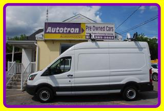 Used 2015 Ford Transit 250 LONG, HIGH ROOF, Loaded for sale in Woodbridge, ON