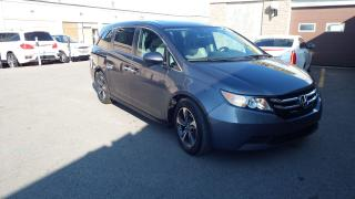 Used 2015 Honda Odyssey EX-L w/Navi/BACKUP CAMERA/SUNROOF/$18999 for sale in Brampton, ON